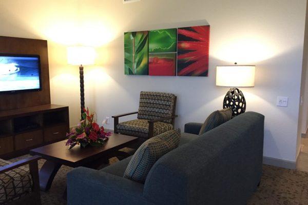 CLB / Hilton Waikoloa Room