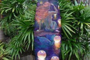 AM-Mermaid Surfboard
