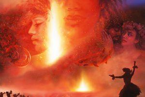SS-Pele - Goddess of Fire