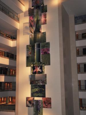 TC-Garden Hotel at Night