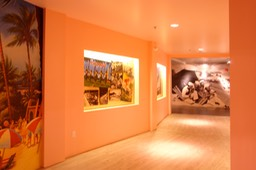 Large Format Mural for the Entrance